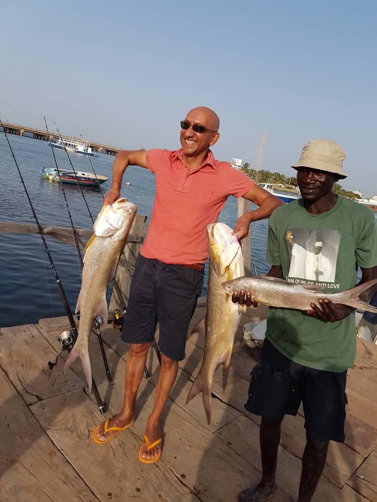 captainfish cassava gambia pfg